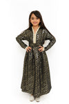 Girls Long Sleeves Kaftan