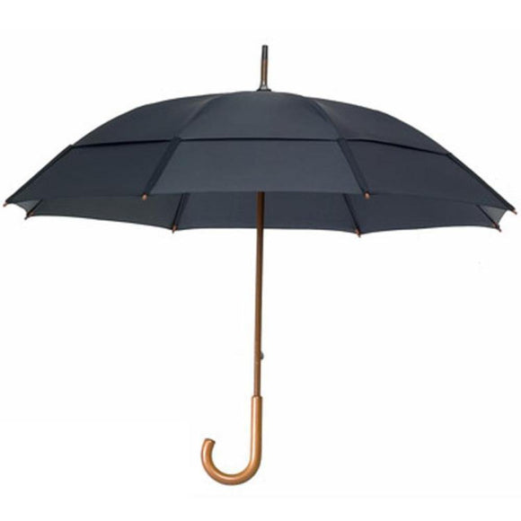 Gustbuster 68 inch Doorman umbrella color Black