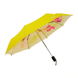 Olivia-Elle-4202-clutch-fashion-umbrella-yellow-floral
