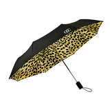 Olivia-Elle-4202-clutch-travel-umbrella-black-cheetah