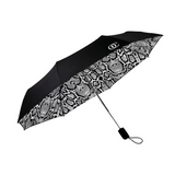 Olivia-Elle-4202-clutch-travel-umbrella-black-python