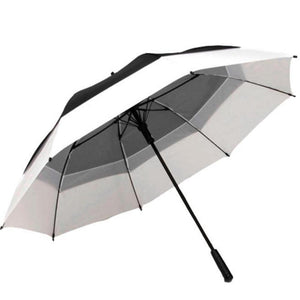 Windbrella golf umbrella color black and white checker
