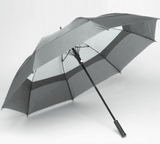 Windbrella golf umbrella color gray