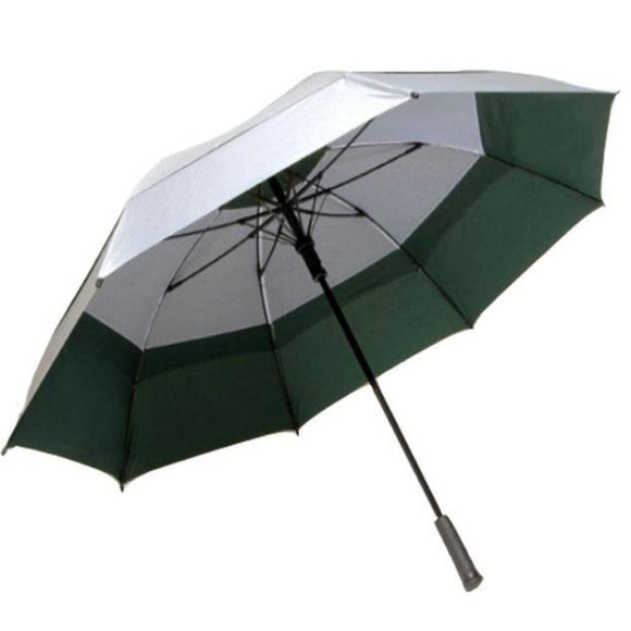 Windbrella golf umbrella color silver uv coating