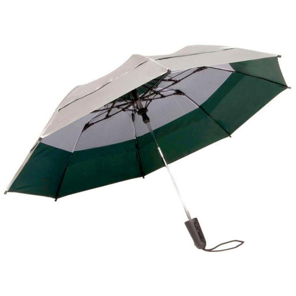 Windbrella georgetown travel umbrella color silver uv coating