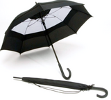 Windbrella fashion umbrella color black
