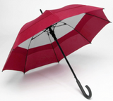 Windbrella fashion umbrella color red