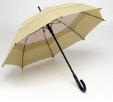 Windbrella fashion umbrella color tan