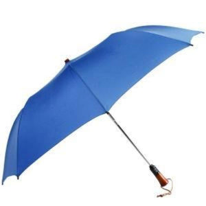 "Leighton - Magnum 56"" Auto Open Close Umbrella - Royal Blue"