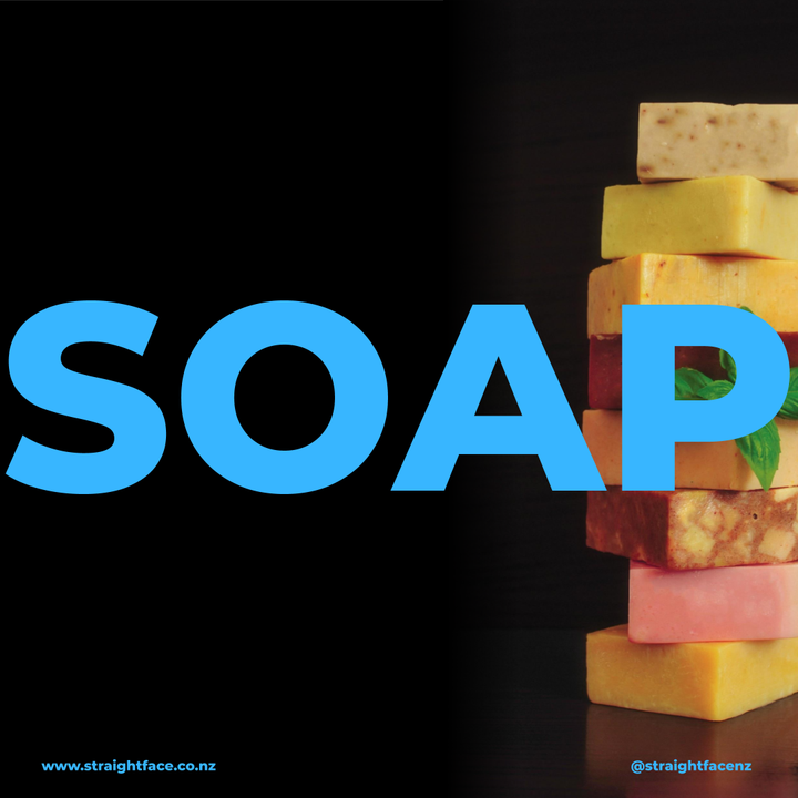 To Soap, or not to Soap