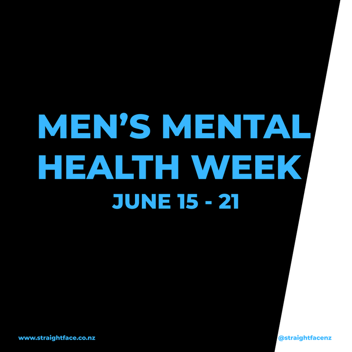Men's Mental Health Week