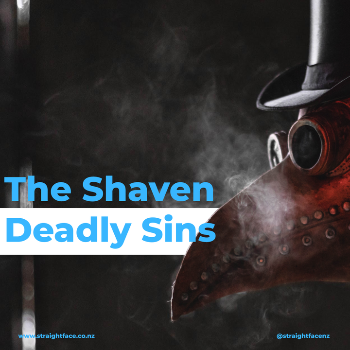 The Shaven Deadly Sins