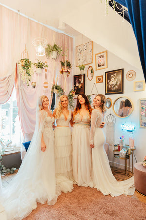 WEDDING DRESSES - NEW