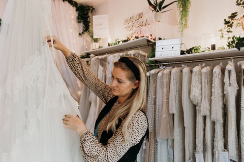 Wedding Dress Alteration Service Leeds UK