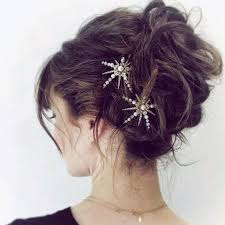 Lyra Star Hair Pin
