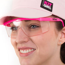 Load image into Gallery viewer, Womens Safety Glasses - Pink - Work Kit Girl