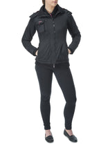 Load image into Gallery viewer, Womens Workwear Jacket - Black