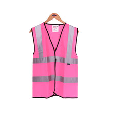 Load image into Gallery viewer, Womens Hi Vis Vest - Pink