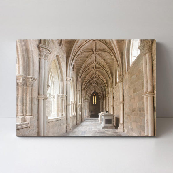 Wall-Art-Poster-Canvas-Framed-Cathedral Hall-Gioia Wall Art