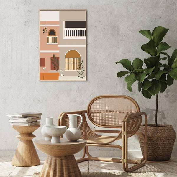 Wall-Art-Poster-Canvas-Framed-Desert Lifestyle Style D-Gioia Wall Art