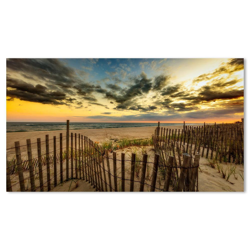 Wall-Art-Poster-Canvas-Framed-Long Island, Hampton Bay-Gioia Wall Art