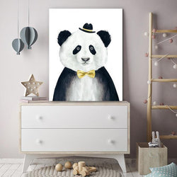 Wall-Art-Poster-Canvas-Framed-Mr Panda-Gioia Wall Art