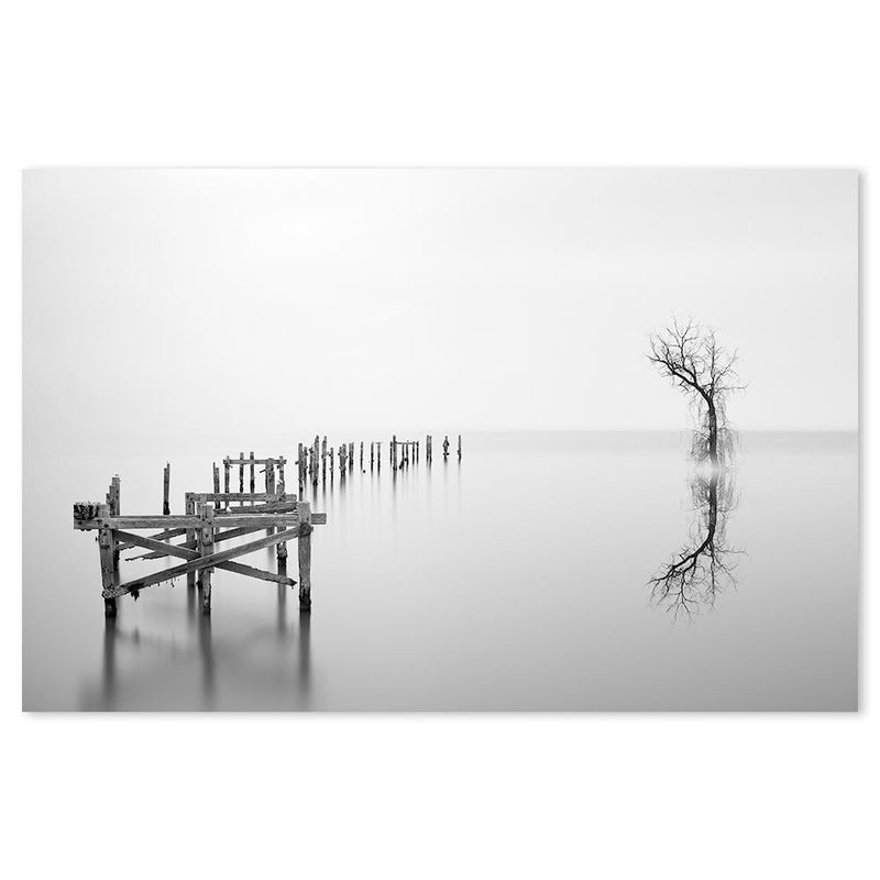 Wall-Art-Poster-Canvas-Framed-Still Waters-Gioia Wall Art