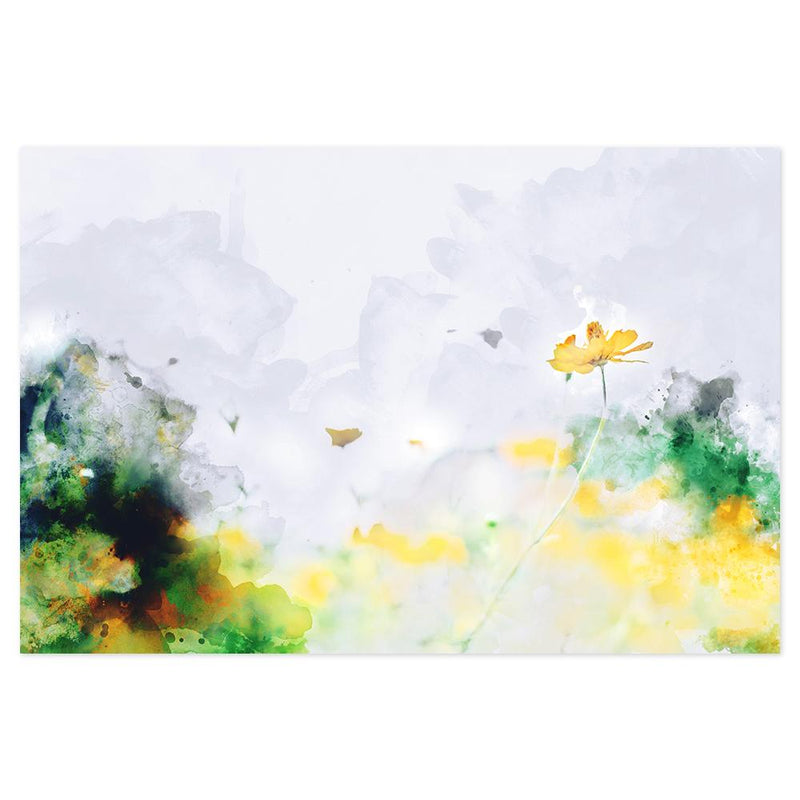 Wall-Art-Poster-Canvas-Framed-The Colours Of Spring-Gioia Wall Art