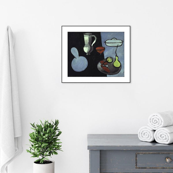 Wall-Art-Poster-Canvas-Framed-The Gourds, By Henri Matisse-Gioia Wall Art