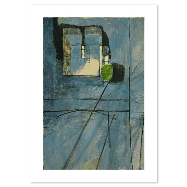 Wall-Art-Poster-Canvas-Framed-View of Notre Dame, By Henri Matisse-Gioia Wall Art