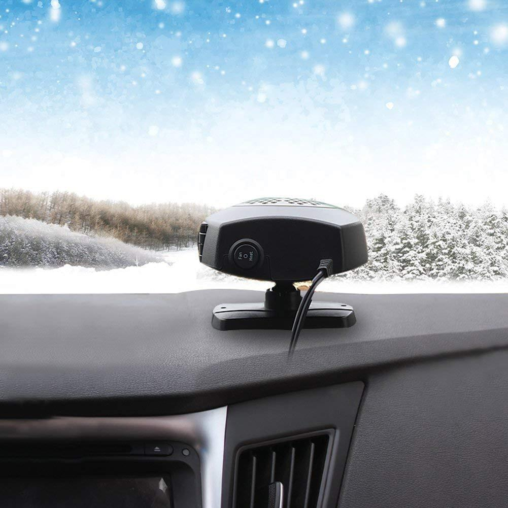 Portable Quick Window Defroster