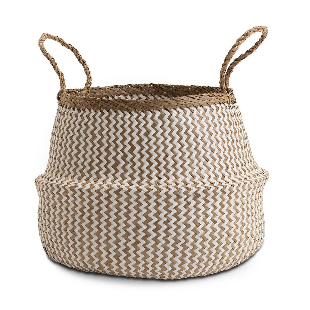 Seagrass Storage basket Large