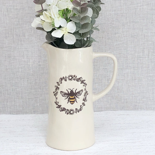 Large Bee Jug