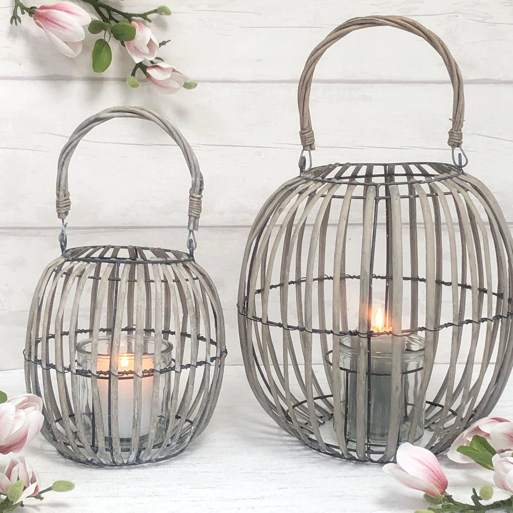 Grey Balloon Lanterns (Due Mid March)