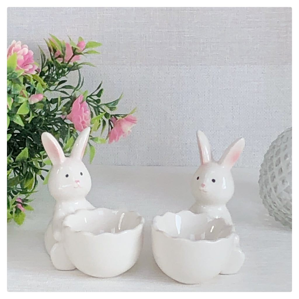 Bunny Egg Cup - Set of 2