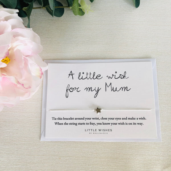 A Little Wish for Mothers Day Bracelet