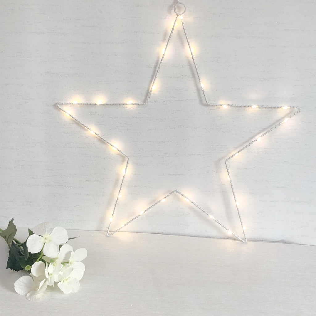 Led light up star medium
