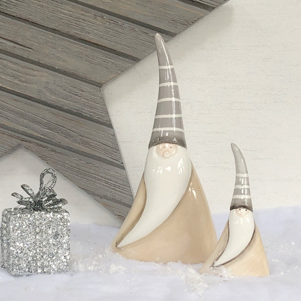 Sleek Santa set of 2