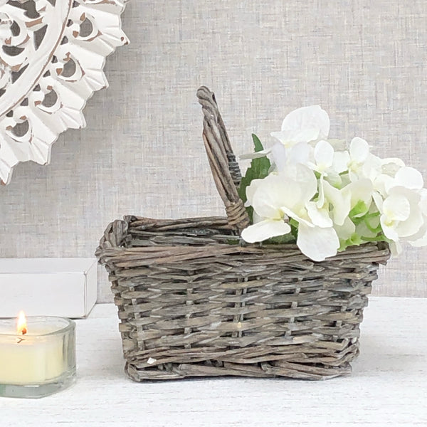 Mini Wicker Basket