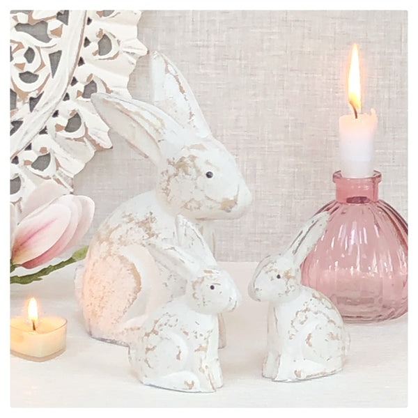Shabby Chic Bunnies