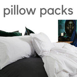 pillow packs
