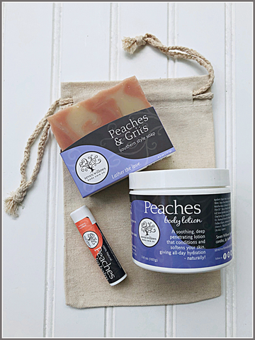 Love You to Peaches Gift Set!