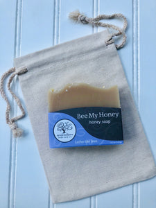 Bee My Honey honey soap