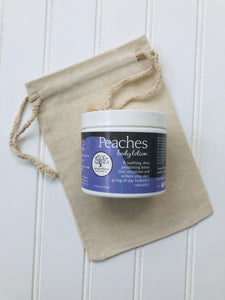 Peaches body lotion