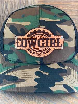 Cowgirl Bling...Clear Crystal Rivets For Your Cowgirl Hat