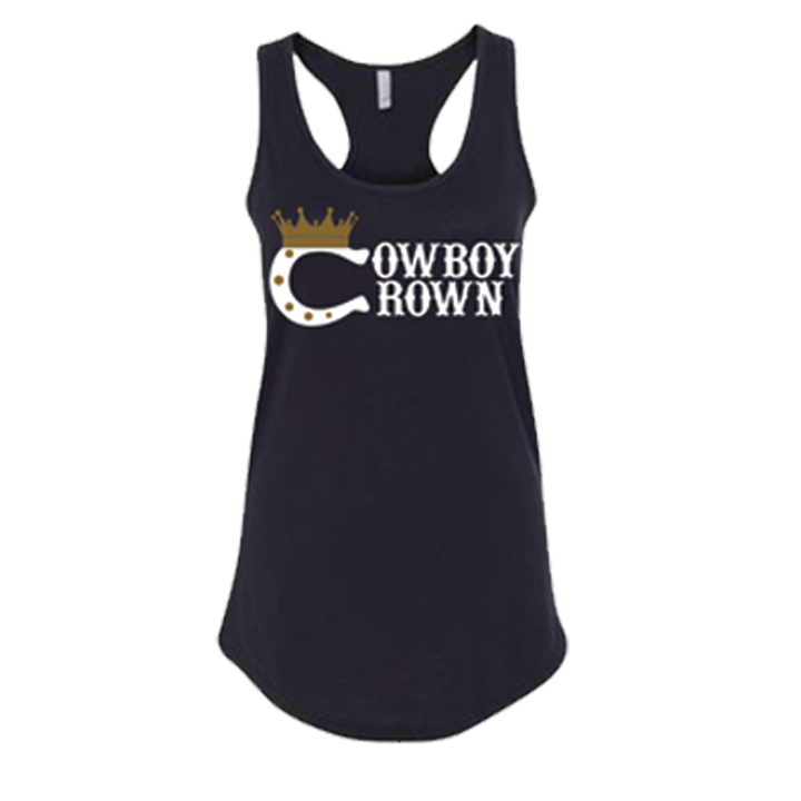 Popular Women's Black Tank Top