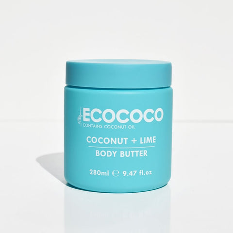 Body Butter - Coconut & Lime