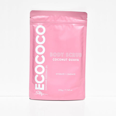 Body Scrub - Coconut & Guava