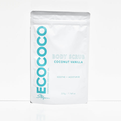 Body Scrub - Coconut & Vanilla