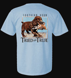 Tried and True- Kids Boykin Pup Tee